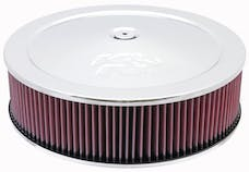 K&N 60-1440 Round Air Filter Assembly
