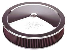 K&N 60-1640 Round Air Filter Assembly