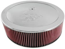 K&N 60-1642 Round Air Filter Assembly