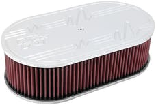 K&N 66-1500 Oval Air Filter Assembly