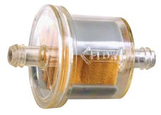K&N 81-0261 Cellulose Media Fuel Filter