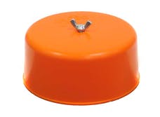 K&N 85-8913CO Carburetor Cover Orange