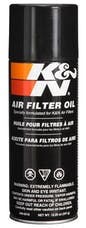 K&N 99-0516 Air Filter Oil-12.25oz-Aerosol