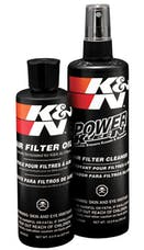 K&N 99-5050 Filter Care Service Kit-Squeeze