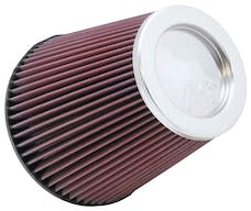 K&N RF-1041 Universal Clamp-On Air Filter