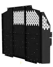 Kargomaster 40651 Perforated Partition - Transit Mid/High Roof, Sprinter, NV High Roof, ProMaster
