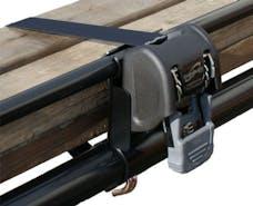 """Kargomaster 31490 Retractable Ratchet Straps Incl. Mount Brackets - 2"""" W x 7 Ft. L  - Pr"""