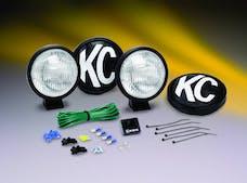 KC Hilites 457 KC Apollo Series; Fog Light Kit