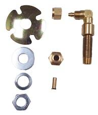 Kleinn Automotive Air Horns 330 Fitting/Hardware Kit for Roof Mount Horns