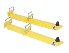 Lakewood 20475 UNIVERSAL TRACTION BAR-YELLOW