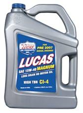 Lucas Oil 10076 SAE 15W-40 Magnum Motor Oil