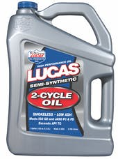 Lucas Oil 10115 Semi-Synthetic 2-Cycle Oil