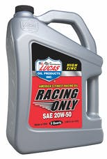 Lucas Oil 10621 SAE 20W-50 Racing Only