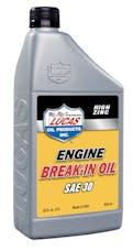 Lucas Oil 10630 SAE 30wt Break-in Oil