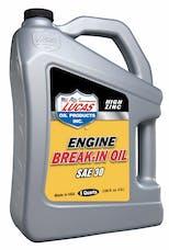 Lucas Oil 10631 SAE 30wt Break-in Oil
