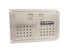 LUND 4406 LUND - ALUMINUM SPECIALTY BOXES ALUMINUM SPECIALTY BOXES