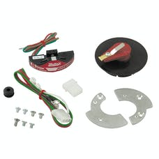 Mallory 61002M Mallory Kit, E-Spark Mod Conv, Ford, V8
