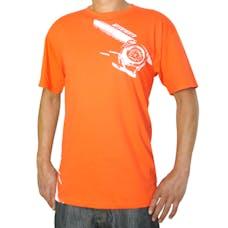 Mishimoto MMAPL-TG-ORM Temperature Gauge T-Shirt