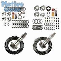 Motive Gear MGK-100 Jeep Wrangler JK 4.11 Ratio Ring and Pinon Complete Kit-Dana 30/44