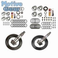 Motive Gear MGK-101 Jeep Wrangler JK 4.56 Ratio Ring and Pinon Complete Kit-Dana 30/44