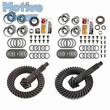 Motive Gear MGK-108 Differential Ring and Pinon Front and Rear Complete Kit