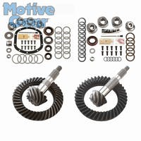 Motive Gear MGK-112 Jeep Wrangler TJ 4.10 Front, 4.09 Rear Ratio Ring and Pinon Complete Kit-Dana 30/44