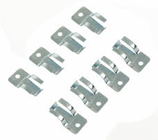 Mr. Gasket 1015 ROCKER ARM CLIPS,OIL DEFLECT