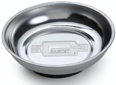 Mr. Gasket 33240G MAGNETIC PARTS TRAY 4.25 IN. ROUND