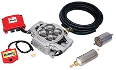 MSD Performance 2900 EFI, Atomic TBI & Fuel Pump, Master Kit