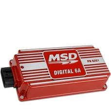 MSD Performance 6201 MSD-6A, Digital Ignition Control