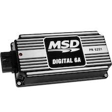 MSD Performance 62013 BLK MSD-6A, Digital Ignition