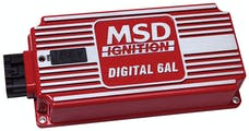 MSD Performance 6425 MSD-6AL, Digital Ignition w/rev Control