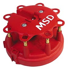 MSD Performance 8408 Distributor Cap, Ford HEI