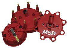 MSD Performance 84085 Dist Cap/Rotor Kit, Ford HEI