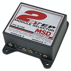 MSD Performance 8739 Module Selector, Two Step