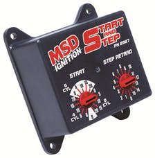 MSD Performance 8987 Start & Step Timing Control
