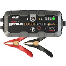 NOCO Company GB20 Sport 400A Lithium Jump Starter