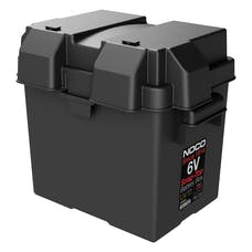 NOCO Company HM306BK Single 6V Battery Box