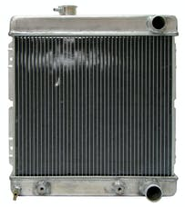 Northern Radiator 205030 Muscle Car Radiator - 20 1/4 x 18 1/2 x 3 1/8