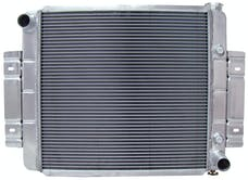 Northern Radiator 205054 Muscle Car Radiator - 23 3/4 x 19 5/8 x 3 1/8