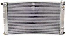 Northern Radiator 205057 Muscle Car Radiator - 25 3/8 x 18 3/8 x 3 1/8 Muscle Car Radiator - 25 3/8 X 18 3/8 X 3 1/8
