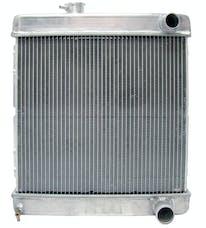 Northern Radiator 205059 Muscle Car Radiator - 20 1/4 x 18 1/2 x 3 1/8 Muscle Car Radiator - 20 1/4 X 18 1/2 X 3 1/8