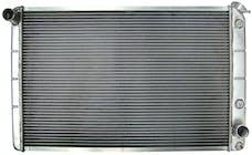 Northern Radiator 205066 Muscle Car Radiator - 29 7/8 x 18 1/2 x 3 1/8 Muscle Car Radiator - 29 7/8 X 18 1/2 X 3 1/8