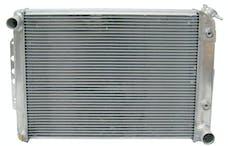 Northern Radiator 205072 Muscle Car Radiator - 25 7/8 x 18 7/8 x 3 1/8 Muscle Car Radiator - 25 7/8 X 18 7/8 X 3 1/8