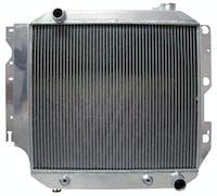 Northern Radiator 205088 Jeep Wrangler YJ/TJ Muscle Car Radiator - 21 x 21 x 3 1/8