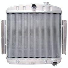 Northern Radiator 205122 Muscle Car Radiator - 22 7/8 x 20 3/8 x 3 1/8 Muscle Car Radiator - 22 3/4 x 22 1/2 x 3 1/8