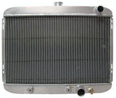 Northern Radiator 205137 Muscle Car Radiator - 19 7/8 x 25 1/2 x 3 1/8 Muscle Car Radiator - 19 7/8 X 25 1/2 X 3 1/8