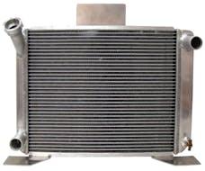 Northern Radiator 205138 Muscle Car Radiator - 21 5/8 x 15 7/8 x 3 1/8 Muscle Car Radiator - 21 5/8 X 15 7/8 X 3 1/8