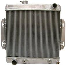Northern Radiator 205155 Ford / Mopar 20 1/4 X 19 3/4 Downflow Hotrod Radiator