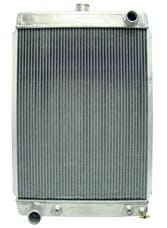 Northern Radiator 205160 Ford / Mopar 27 x 19 3/4 Downflow Hotrod Radiator Ford / Mopar 27 X 19 3/4 Downflow Hotrod Radiator